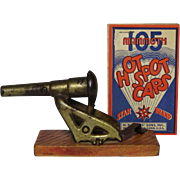 Cast Iron Toy Cap Cannon