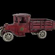 Arcade Ford Stake Truck