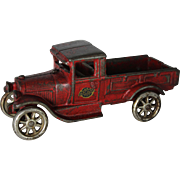 Arcade Cast Iron Ford Express Pickup Truck