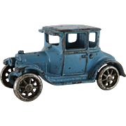 Arcade 1927 Model-T Ford Coup