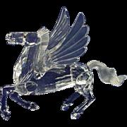 SALE Swarovski Crystal ~ Pegasus 1998 Original Box