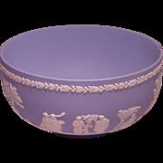 Light Blue and White Wedgwood Bowl