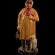 Royal Doulton Figurine The Shepherd HN#1975 COPR 1945