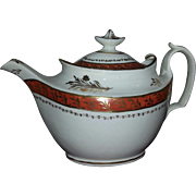 John Rose Coalport Teapot