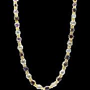 SALE 110CT Natural Mutli-Color Gemstones, Citrine, Amethyst, Garnet, Blue Topaz and Smoky ...