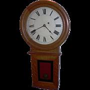 SALE Waltham Clock Company Regulator #34, Weight driven