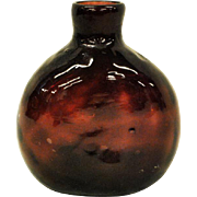 Early glass bottle / flask