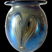 Gorgeous Art Glass Vase