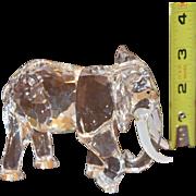 Inspiration Africa Swarovski Crystal Elephant