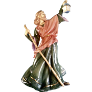 "Enesco ""The Vatican Nativity"" JOSEPH #738999M St. Peter's Basilica Nativity Figuri"