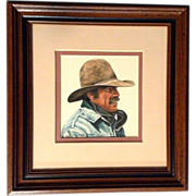 John Ralph Schnurrenberger WCA, Signed by Listed Canadian Artist, Watercolor Painting Works on