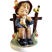 "Hummel Figurine ""She Loves Me, She Loves Me Not"" #174 Goebel Little Boy with a ..."
