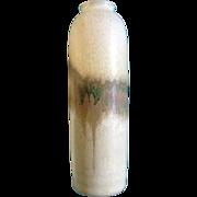"SP San Pacific Bud Vase Vintage California Pottery, San Francisco 6-3/4"""