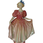 "Vintage Royal Doulton Figurine ""Sweeting"" HN1935 MP - Perfect 1935"