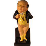 Royal Doulton Mini Mr Pickwick Bone China Figurine from Charles Dickens