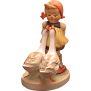 "Goose Girl Hummel TMK 3D Marked V #47 3/0 C- 3 3/4"" W ..."
