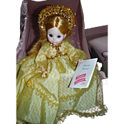 SALE Madame Alexander SLEEPING BEAUTY in her original box Early 70's