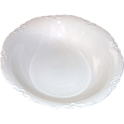 SALE Beautiful Elegant HUTSCHENREUTHER RACINE ,   10 inch round serving bowl,