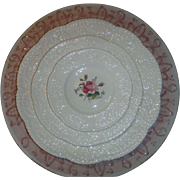 SALE Beautiful complete set of BIRBECK ROSE, by George Jones and Sons, Princess Crescent