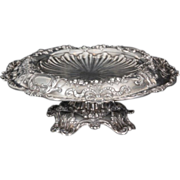 Gorham Sterling Silver Compote 11 1/2 ' 36.9 Ounce