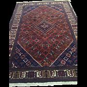 """SALE Vintage Persian Joshagan Carpet  Excellent condition 10'4"""" x 7'1"""""""