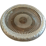 REDUCED Lalique Clear Crystal Marguerites Bowl (Daisies) Made in France   Excellent Condition