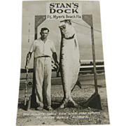 RPPC, tarpon fishermen, Ft. Myers Beach, Florida.