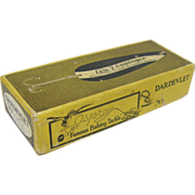 Fishing lure box, Eppinger Dardevlet spoon