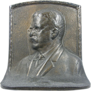 Bookends, 1910's T.R., President Roosevelt