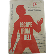SOLD SIGNED 1st edition: Escape from Hell by Korchari