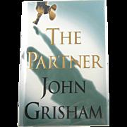 "=Signed 1st Edition= John Grisham ""The Partner"""
