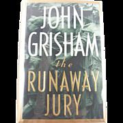 "=Signed 1st Edition= John Grisham: ""The Runaway Jury"""