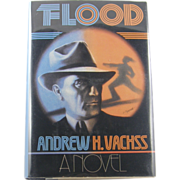 "=1st Edition= Andrew Vachss: ""Flood"""