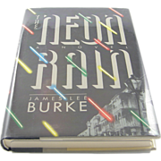 "=Signed 1st Edition= James Lee Burke: ""Neon Rain"" =Rare="