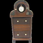 =UNIQUE= ca.1880 American watch hutch