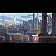 East River Panorama