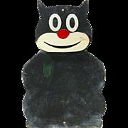 1920s Felix the Cat Chalkboard, Vintage Childs Room, Baby Nursery Decor