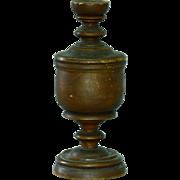 19thC Covered Chalice Goblet