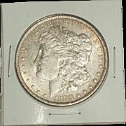SALE 1883 Morgan Silver Dollar - 132 year old Coin - Philadelphia Mint