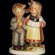 "SALE Rare Vintage M.I. Hummel ""Birthday Serenade"" Figurine ~ HUM218/2/0  CE ~ ..."