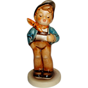 "SALE M.I. Hummel ""Lucky Fellow"" Figurine ~ HUM560 CE ~ TMK7 ~ CV between ..."