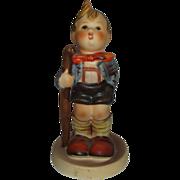 """SALE Vintage M.I. Hummel """"Little Hiker"""" Figurine ~ HUM16/2/0 CE ~ TMK5 ..."""