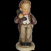"""SALE Vintage M.I. Hummel """"Hello"""" Figurine ~ HUM124/0 CE ~ TMK6 ~ CV ..."""