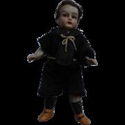 **antique miniature ***SAILOR BOY*** approx 1900-1920