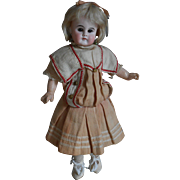 REDUCED **Stunning **BELTON type**Cabinet size doll, all original !!!!!! 12 inches !