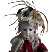 **Beautiful COQUETTISH HAT for your French bebe !!***
