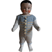 **Hand knitted JUMPSUIT for a Frozen Charlie, hand knitted !!!!**