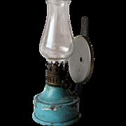 Petroleum Wall Lamp 1880-1900