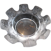 Vintage Art Deco Lalique Ash Tray- France