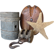REDUCED Vintage Collection of Nautical Decorative Accessories